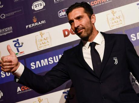 Buffon enters the Dark Knight Phase of his career
