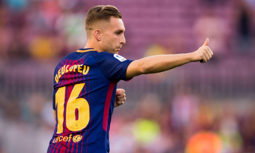 E' fatta per Deulofeu all'Inter