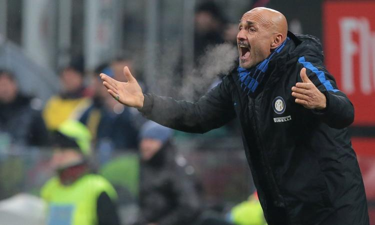 Inter, il derby di Spalletti: