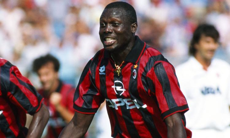 Quando era il re del Milan: George 'King' Weah e i suoi gol più belli VIDEO