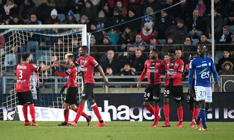 Ligue 1: il Guingamp vince a Strasburgo, Salibur in gol VIDEO