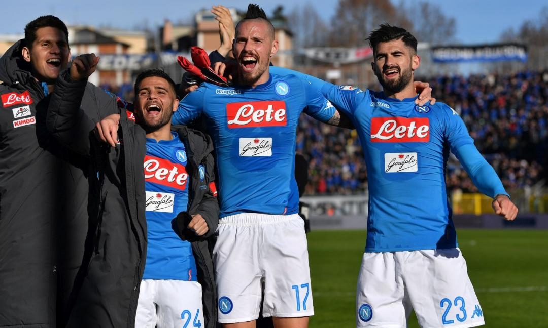 Napoli al secondo posto in Europa per una speciale classifica...
