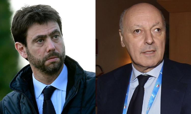 Marotta: 'Donnarumma erede di Buffon. Real-Juve? Serve buon senso'