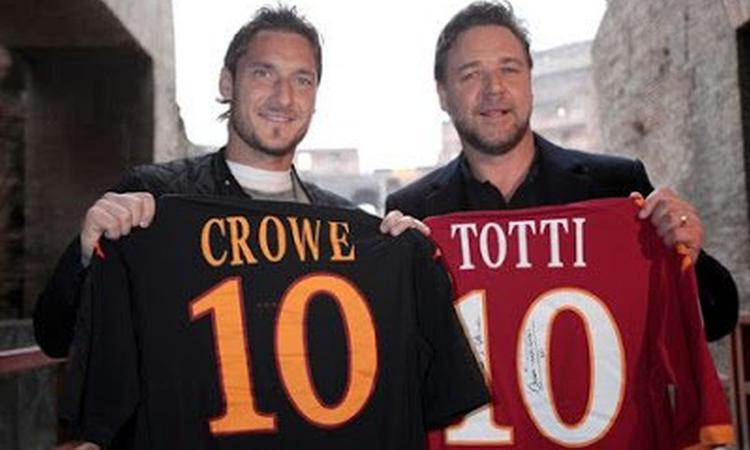 Russell Crowe a Klopp: