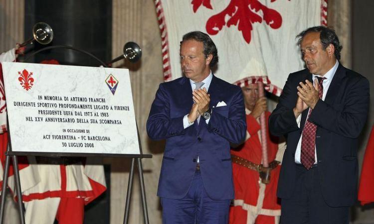 Fiorentina, Andrea Della Valle: 'Vi faremo divertire'