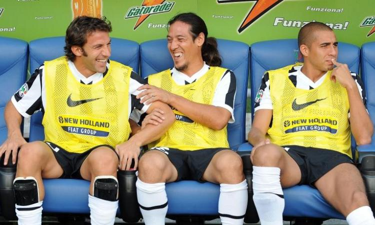 Camoranesi: 'Che partita la Lazio, invece la Juve...'