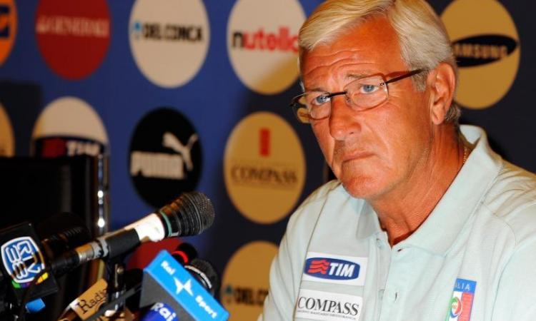 Lippi alla Lazio? 'Voglio una nazionale'