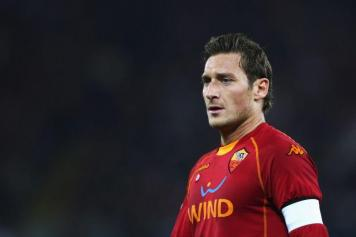 Totti (Foto: Getty Images)