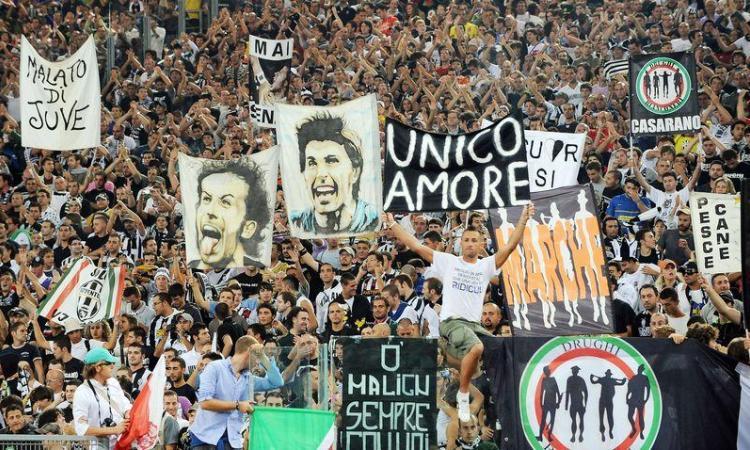 Storie di tifo: Juventus, Sampdoria e Atalanta...
