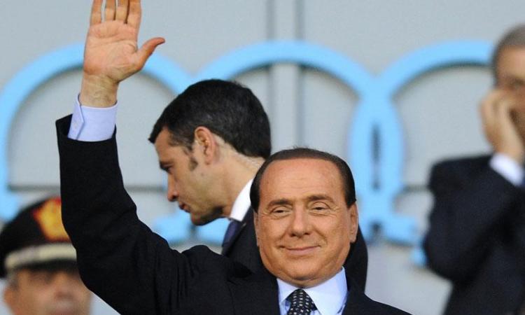 Berlusconi: 'Ottimista su Tevez'