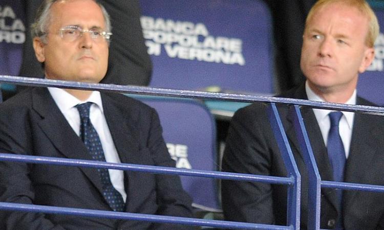 Lazio, ancora zero acquisti: serve uno sforzo