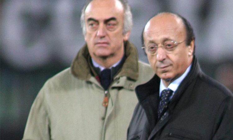 VIDEO Travaglio fuorionda: 'Moggi e Giraudo si sono ripresi la Juve'