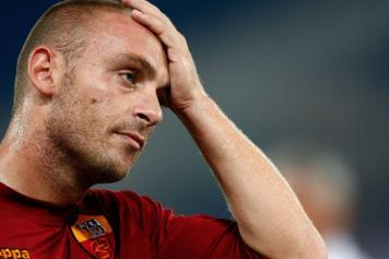 De Rossi (Foto: Getty Images)
