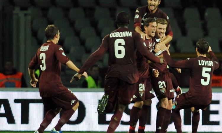 Bologna-Torino 1-2: il tabellino