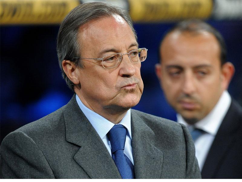 """Real, Perez reagisce """"alla Moratti"""""""