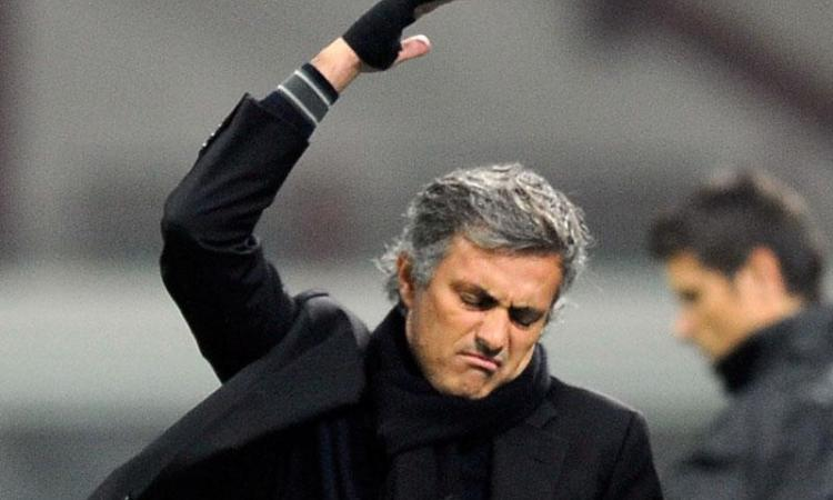 Inter-Real, zeru accordo per Mourinho