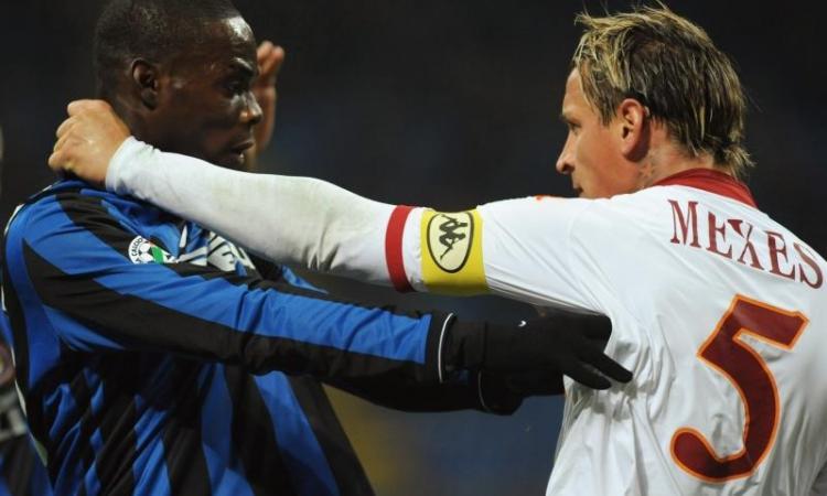 Balotelli, stop in allenamento: 'Deluso da Totti'