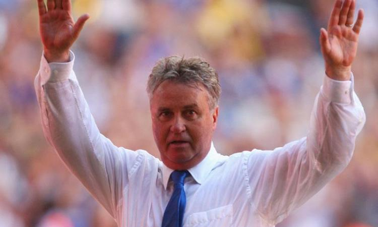 UFFICIALE: Hiddink all'Anzhi