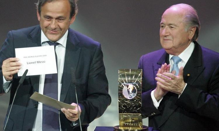 Blatter su Bale: 'La Fifa non può intervenire sul mercato'