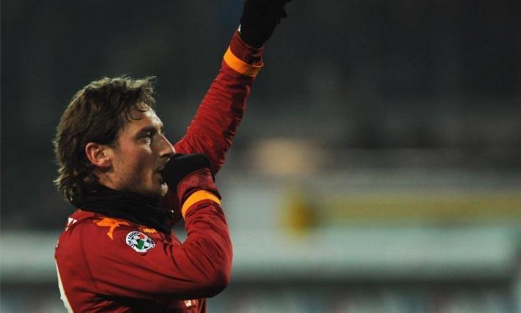Roma, ha ragione Totti: 'Bisogna seguire Zeman'
