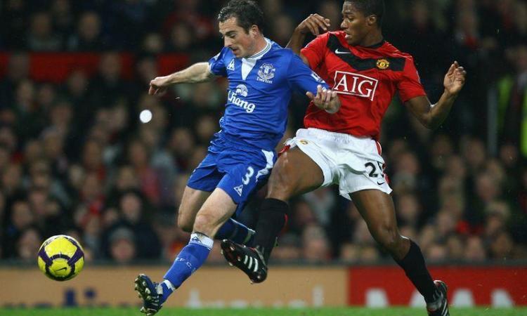 Everton: offerto il rinnovo del contratto a Baines