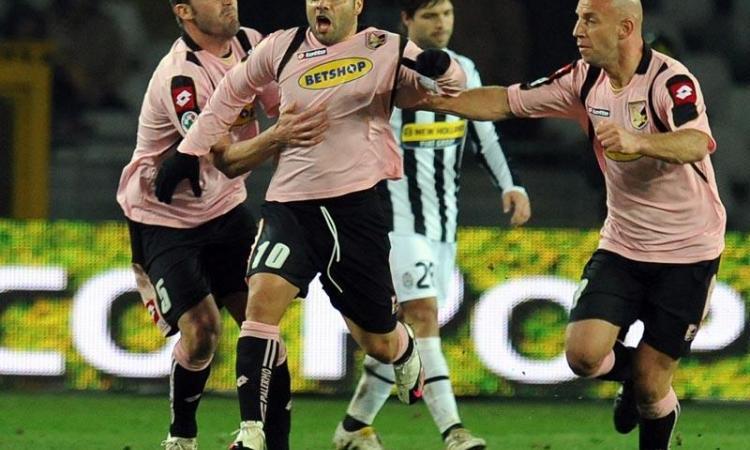 Palermo, slitta il rinnovo del contratto di Miccoli