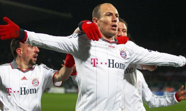 Obiettivo Robben, Juve pronta all'attacco