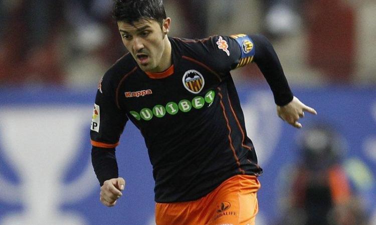 Ufficiale: David Villa al Barcellona 'Via per il bene del Valencia'