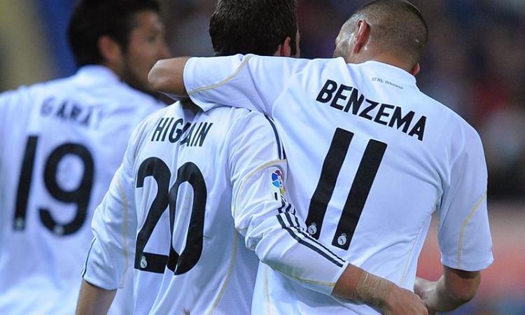 VIDEO Real Benzema-Higuaìn, ne resterà uno solo?