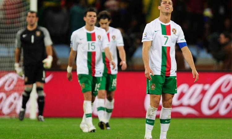 Brasile-Portogallo senza Cristiano Ronaldo