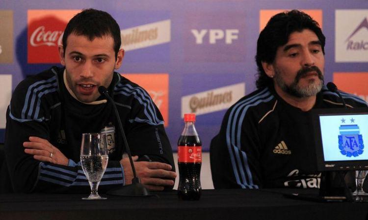 Sudafrica 2010: l'Argentina dei due 'dieci', Diego e Leo