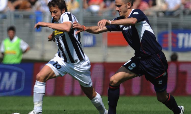 Juve, Del Piero: 'Bonucci? Scosso e sorpreso, mai avrei pensato al Milan'