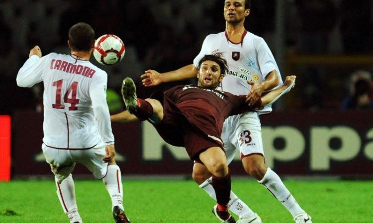 Torino-Catania 2-2: il tabellino