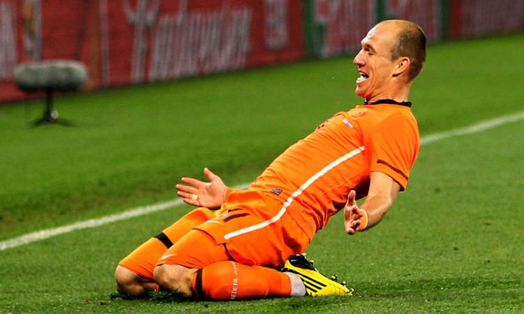 Sneijder chiama Robben all'Inter