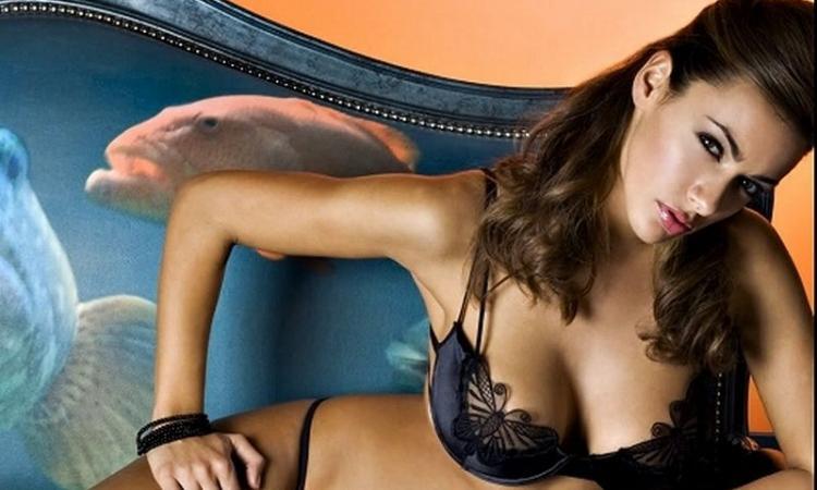 Calendario Melita.Melita Toniolo Tradisce L Inter Con Playboy Altre Notizie
