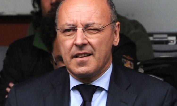 Juventus, Marotta: 'Dzeko capitolo chiuso, Krasic resta un obiettivo'