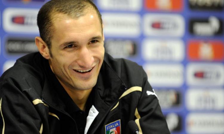 Chiellini: 'L'Italia non è solo gruppo Juve, anche Milan'