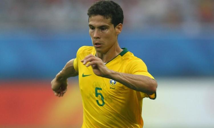 Brasile: con Scolari, anche Hernanes spera