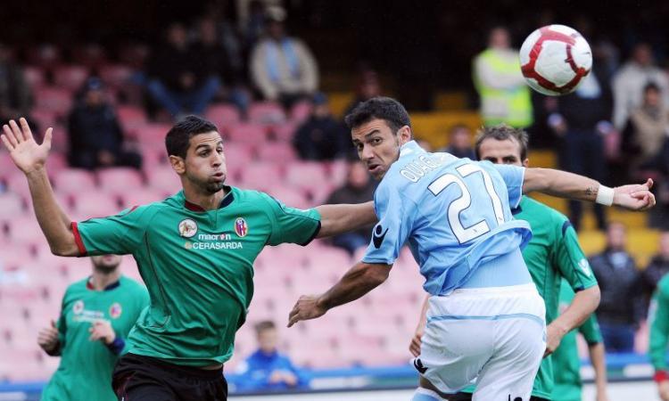 Napoli, Britos|: 'Vogliamo giocarcela con Juve e Inter'