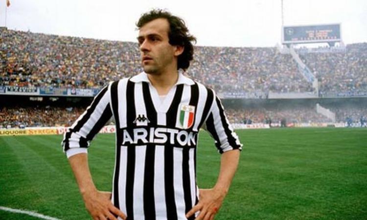 Juve, 32 anni fa l'ultima di Platini con la maglia bianconera VIDEO