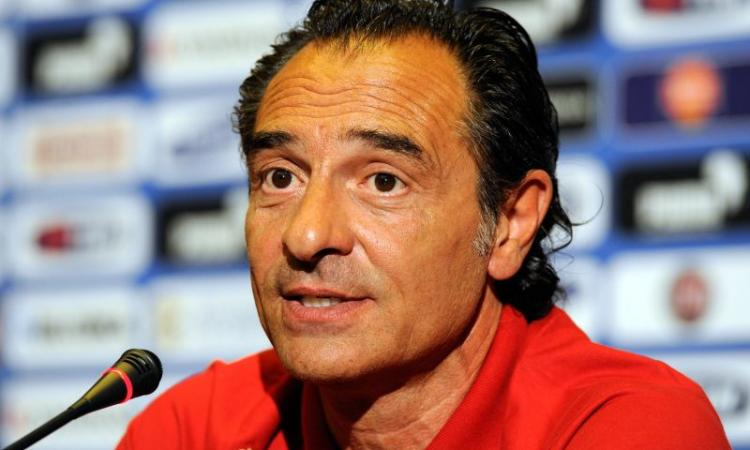 Italia, Prandelli: 'Buffon, straordinario' VIDEO