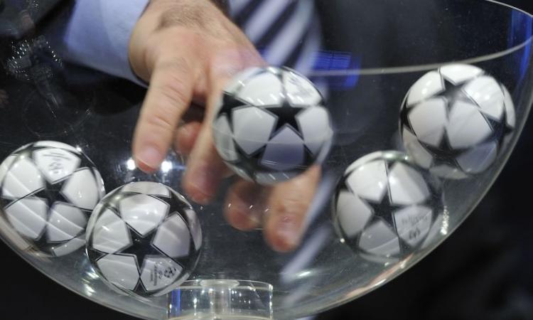 Champions ed Europa League, i sorteggi di CM: City o Real per la Juve, Atalanta-Lipsia. Napoli, Inter e Roma... VIDEO