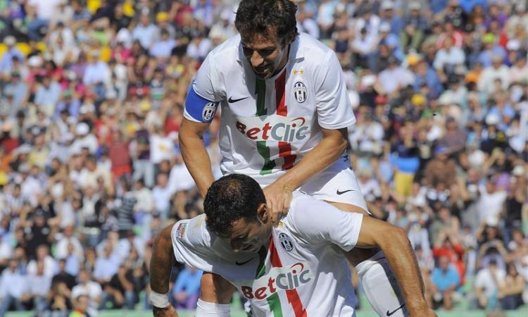 Del Piero: 'Samp, Montella eccezionale, e Quagliarella merita gli Europei'