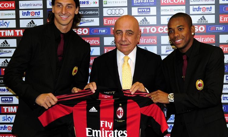 Milan, dai trionfi euromondiali a Ibra che offre assegni. Ma Berlusconi dov'è?