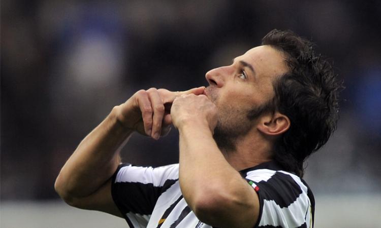 Del Piero: lascio la Juventus! Poi arriva la smentita...