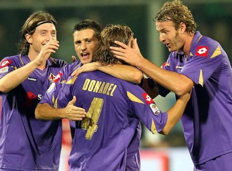 Serie A Donadel Gila Fiorentina Bari 2 1 Guarda Tutti I Gol Della Gara Primapagina Calciomercato Com