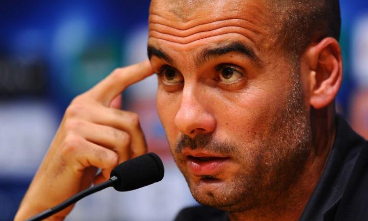 Guardiola: '100 milioni per Bale? E' il calcio, un mondo a parte'