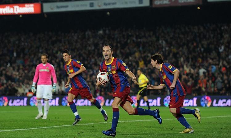 Barcellona, Rosell: 'Presto il rinnovo di Iniesta'