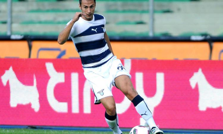 Lazio:| Radu e Brocchi contro la Juve