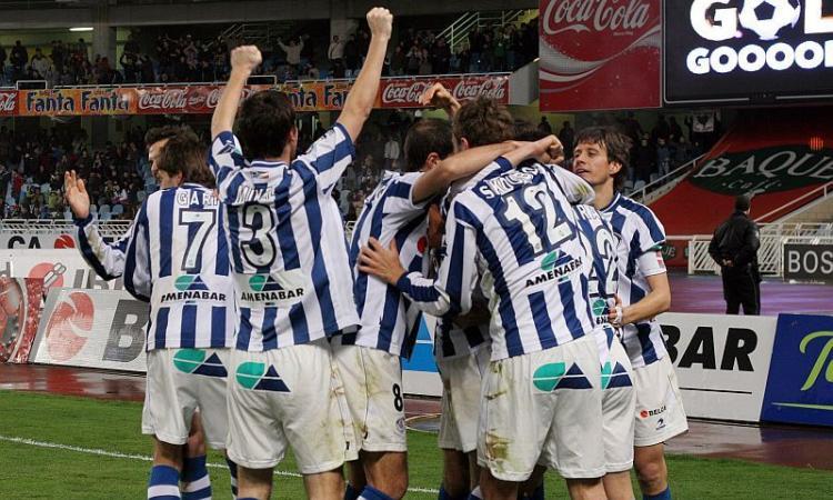 Liga: Malaga, altro ko: 1-2 con la Sociedad